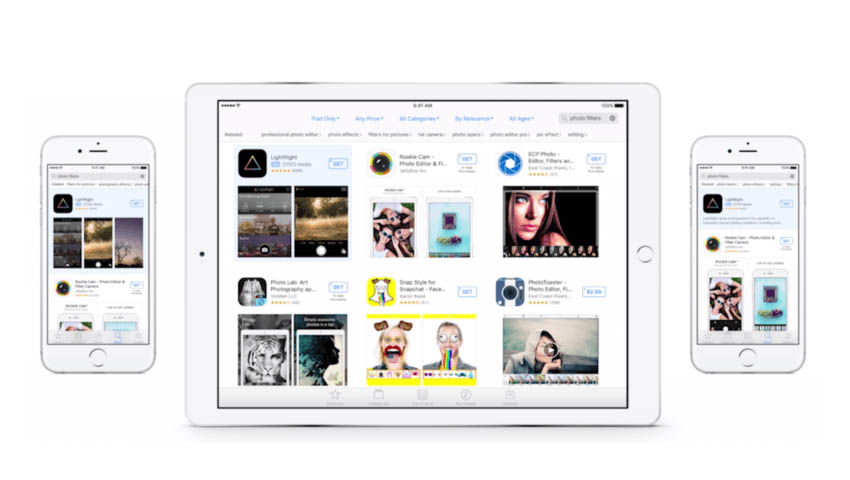 Apple to launch Search Ads for its app store