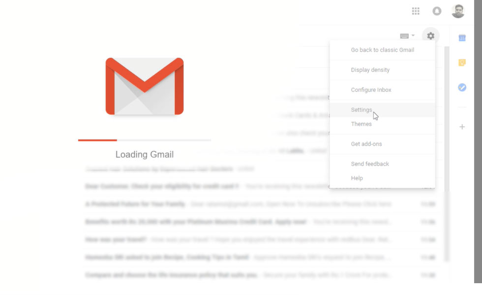Gmail Smart Compose Feature