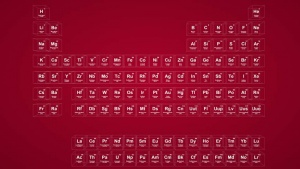 Amazing Periodic Table, 3D Configuration of atomic Structure