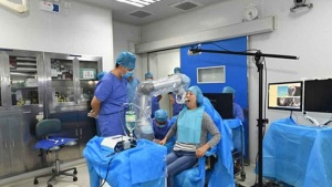 First Automated Dental Implant