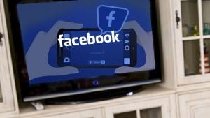 Facebook Videos on tv streaming