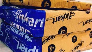Flipkart Packing, carton layered