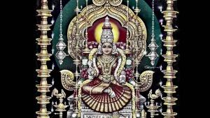 Matha jaya Om Lalithambigaiye