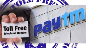Paytm allows digital payments without internet connection through a toll free number