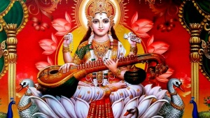 Goddess Saraswathy