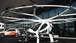 Volocopter Passenger Drone